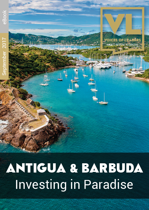 Ebook - Antigua & Barbuda: Investing in Paradise