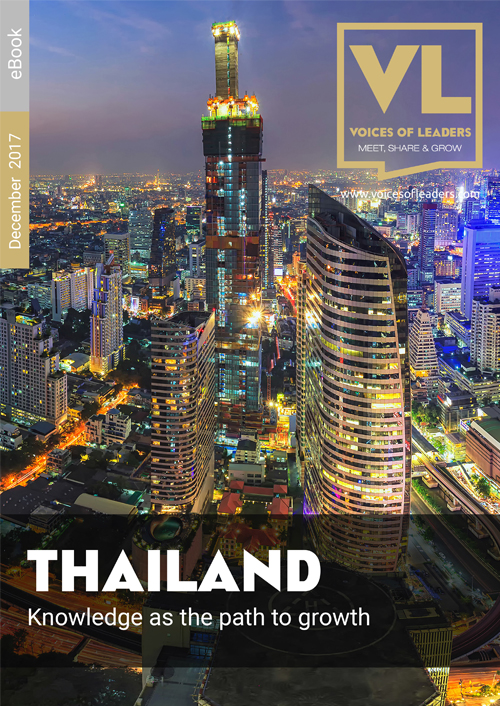 Ebook - Thailand: Knowledge as the path to growth