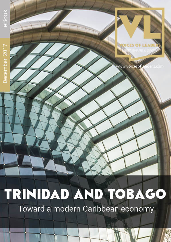 Ebook - Trinidad and Tobago: Toward a modern Caribbean economy